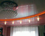 освещнние потолки 2
